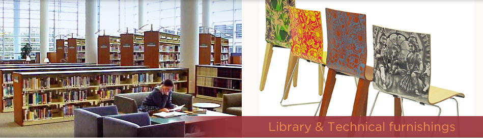 Libra-Tech | Library and Technical Furnishings | Manufacturers